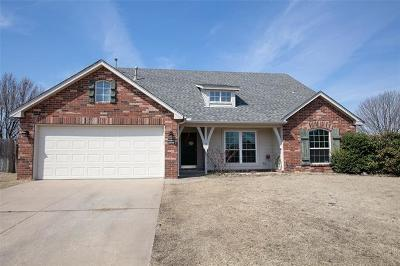 Jenks Single Family Home For Sale: 123 W 125th Court