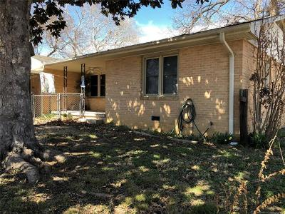 Bartlesville Single Family Home For Sale: 706 E 11th Street