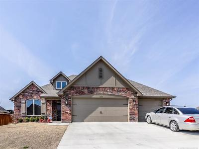 Broken Arrow Single Family Home For Sale: 1304 S 74th Street
