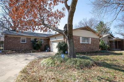 Tulsa Single Family Home For Sale: 4616 S Quincy Place