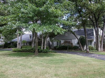 Tulsa Single Family Home For Sale: 6947 S Evanston Avenue