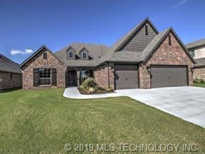 Owasso Single Family Home For Sale: 8212 N 74th East Avenue