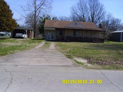 Wagoner Single Family Home For Sale: 910 W Parkinson Street