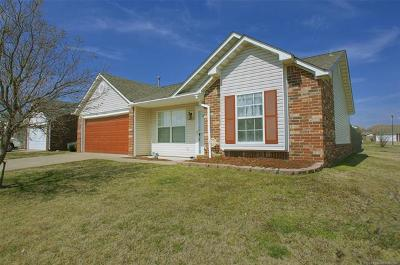 Owasso Single Family Home For Sale: 15009 E 89th Place North