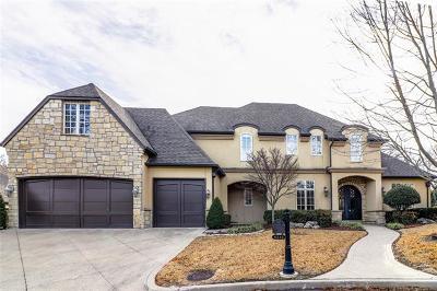 Tulsa Single Family Home For Sale: 6210 E 110th Street