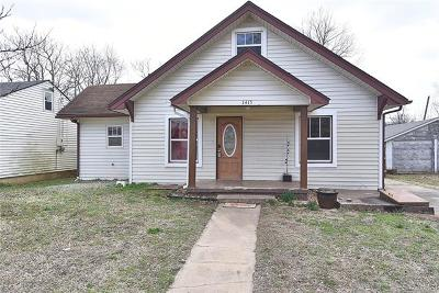 Collinsville Single Family Home For Sale: 1415 W Spring Street