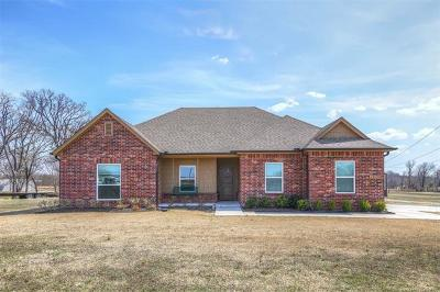 Coweta Single Family Home For Sale: 13123 S 257th East Avenue