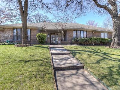 Tulsa Single Family Home For Sale: 5516 E 75th Street