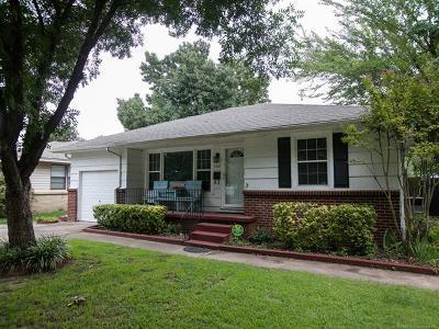 Tulsa Single Family Home For Sale: 5507 S Norfolk Avenue