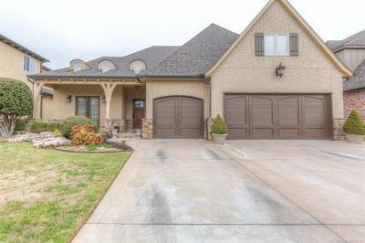 Tulsa Single Family Home For Sale: 9523 E 109th Street