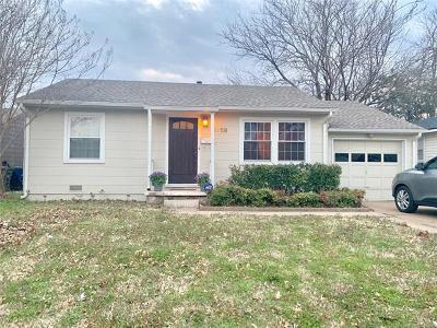 Tulsa Single Family Home For Sale: 4758 S Cincinnati Avenue