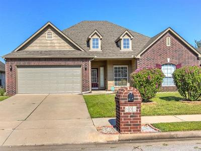 Jenks Single Family Home For Sale: 606 N Emerson Street
