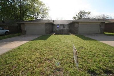 Tulsa Multi Family Home For Sale: 6008 S Madison Place