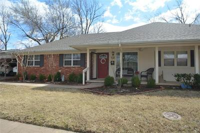 Tulsa Condo/Townhouse For Sale: 5633 S Madison Place #5633