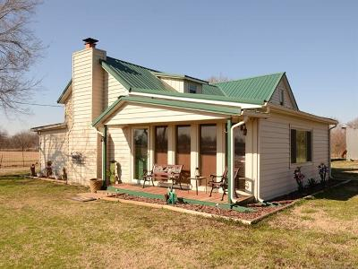 Skiatook Single Family Home For Sale: 1112 E 186th Street North