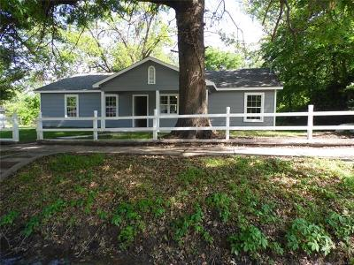 Coweta Single Family Home For Sale: 317 W Pine Street