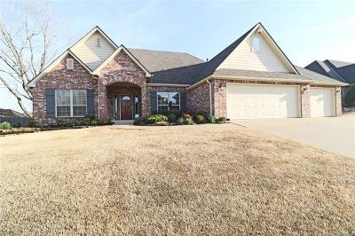 Bartlesville Single Family Home For Sale: 5800 Tower Court