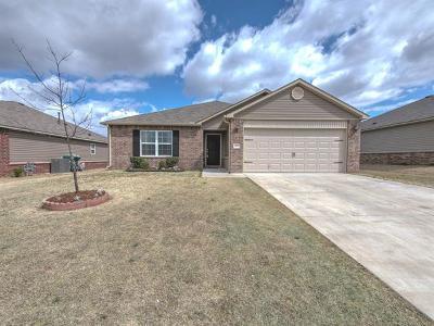 Broken Arrow Single Family Home For Sale: 25437 E 93rd Court