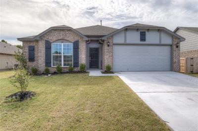 Broken Arrow Single Family Home For Sale: 3417 W El Dorado Street