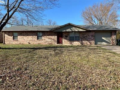 Single Family Home For Sale: 505 W Creek Drive