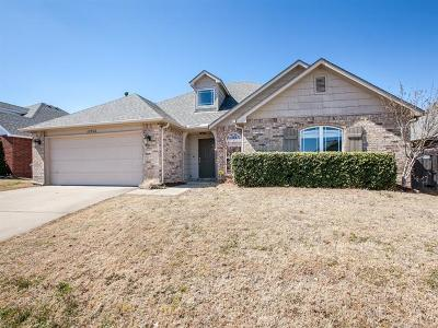 Jenks Single Family Home For Sale: 12520 S Birch Avenue