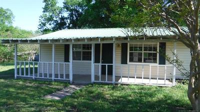 Wagoner Single Family Home For Sale: 31253 E 682 Terrace