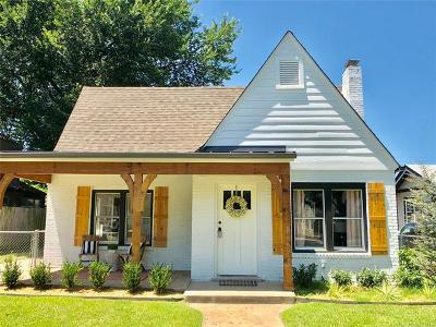 Tulsa Single Family Home For Sale: 1520 S Gary Avenue