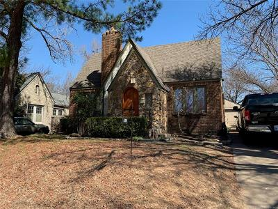 Tulsa Single Family Home For Sale: 819 S Jamestown Avenue