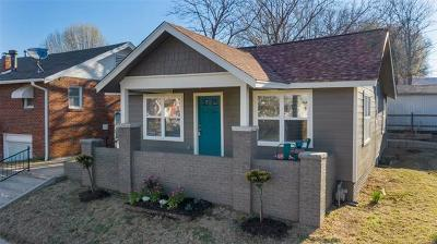 Tulsa Single Family Home For Sale: 321 N Xenophon Avenue