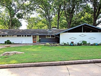 Tulsa Single Family Home For Sale: 2818 E 48th Street