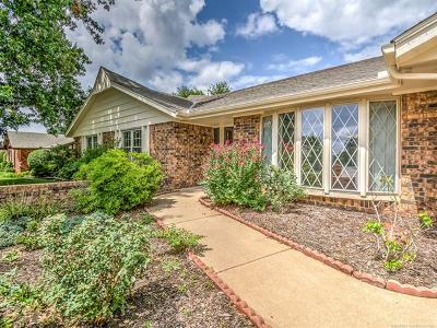 Bartlesville Single Family Home For Sale: 2564 Georgetown Drive