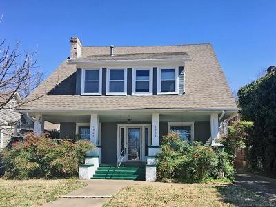 Tulsa Single Family Home For Sale: 1921 S Boston Avenue