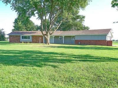 Broken Arrow Single Family Home For Sale: 24712 E 114th Street S