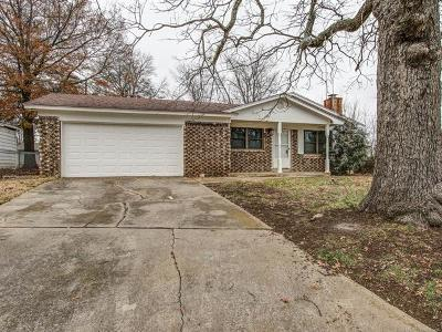 Tulsa Single Family Home For Sale: 20535 E 3rd Street