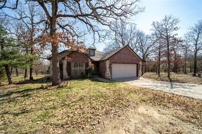 Sand Springs Single Family Home For Sale: 3819 S 177th West Avenue