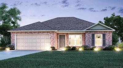 Coweta Single Family Home For Sale: 14810 S 274th East Avenue