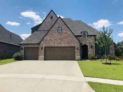 Jenks Single Family Home For Sale: 11010 S Kennedy Street