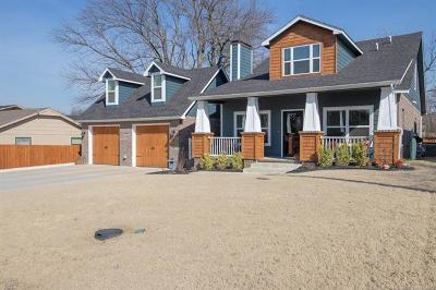 Broken Arrow Single Family Home For Sale: 302 W Ft Worth Street