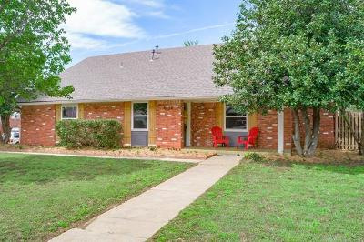 Tulsa Single Family Home For Sale: 8024 S 88th East Avenue