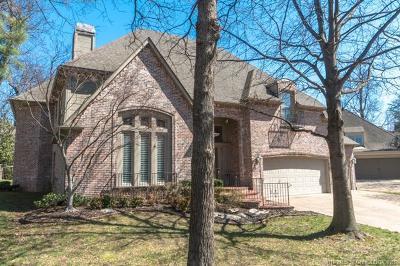 Tulsa Single Family Home For Sale: 11721 S Granite Avenue
