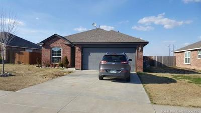 Collinsville Single Family Home For Sale: 13351 E 134th Street N