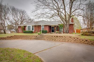 Ada Single Family Home For Sale: 600 S Country Club Road