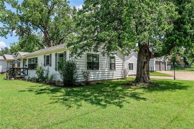 Tulsa Single Family Home For Sale: 3547 S Louisville Avenue