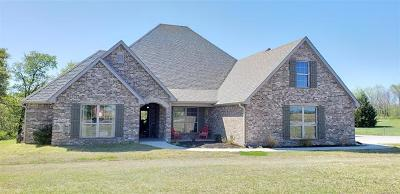Claremore Single Family Home For Sale: 21200 S 4205 Road