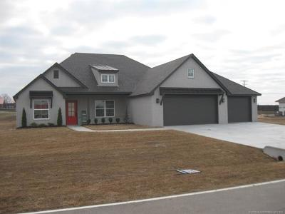 Claremore Single Family Home For Sale: 2640 S Catalayah Lane