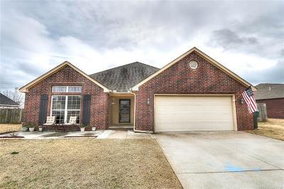 Owasso Single Family Home For Sale: 13206 E 88th Street North