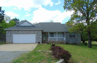 Tahlequah Single Family Home For Sale: 837 W Willis Road