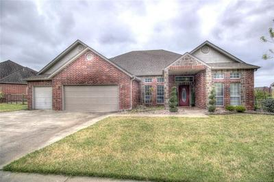 Owasso Single Family Home For Sale: 8304 N 101st East Avenue