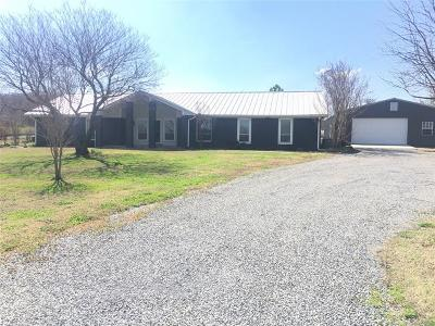 Muskogee Single Family Home For Sale