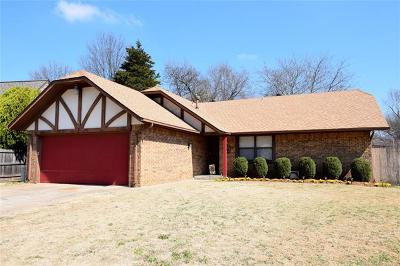 Broken Arrow Single Family Home For Sale: 1600 W Knoxville Street